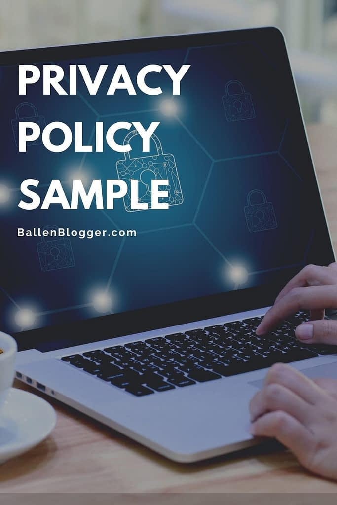 Looking for a privacy policy you can use to get ideas for your blog or eCommerce store? This Privacy Policy sample can give you points for your own policy!