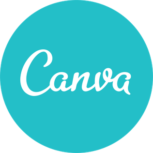 Thousands Of Custom Templates And Stock Images, Easy-To-Use Editing Features, And More! Canva Logo