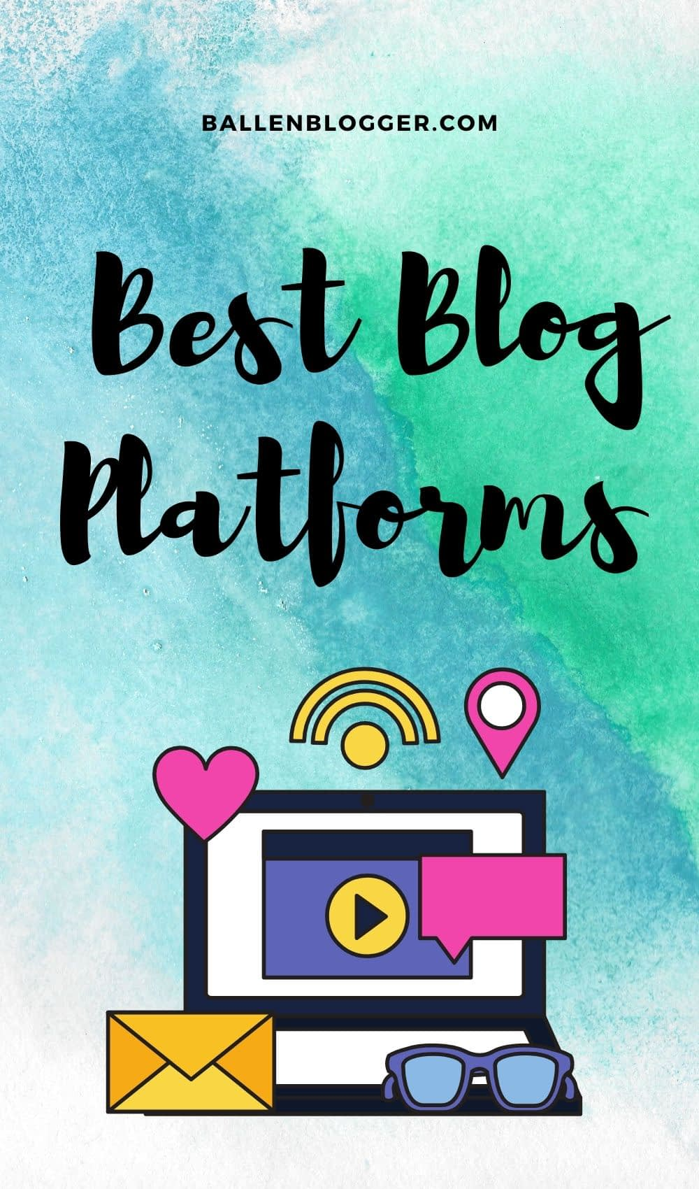 If you are ready to blog, choosing one of the best blog platforms will be key to your success. Not everyone will have the same needs so choosing the best blog platform for your needs is key. For example, WIX is probably a great choice for those that want an easy place to blog, where WordPress gives you more control, flexibility,  and growth abilities.