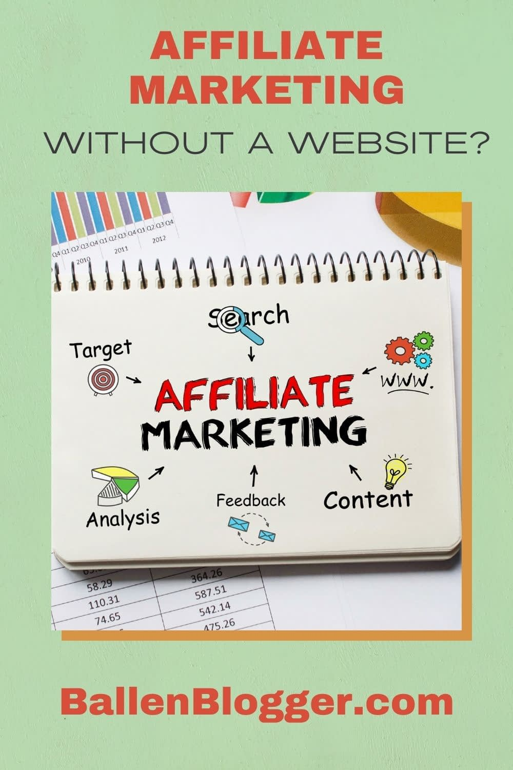 When venturing into the realm of affiliate marketing, you might be wondering if you can succeed with affiliate marketing without a website.