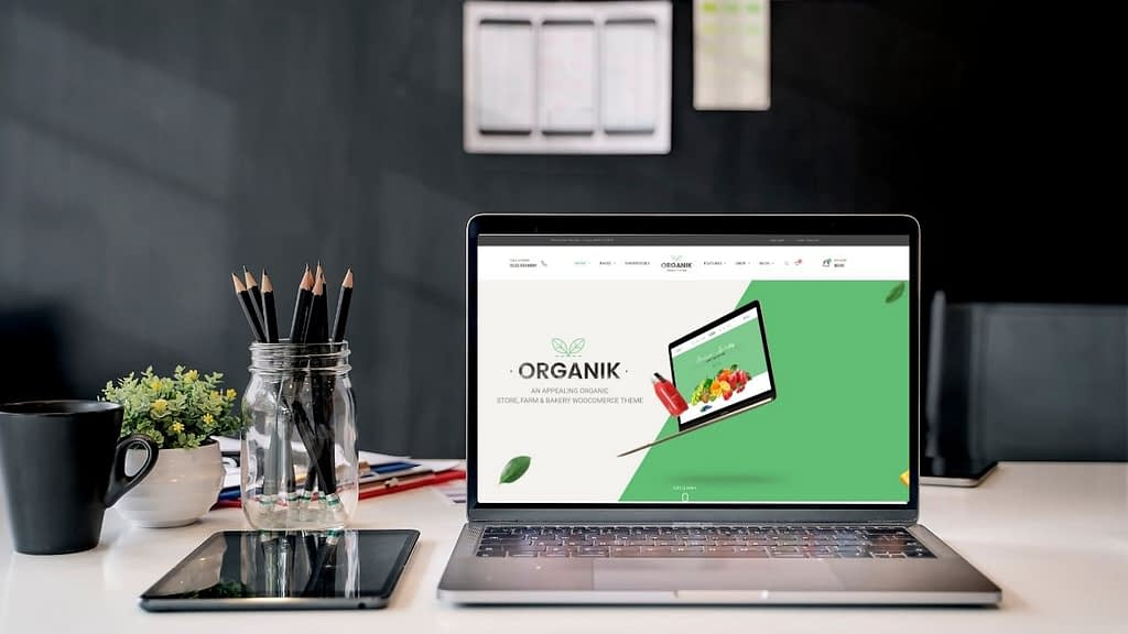 Organik is a WooCommerce theme built for speed and performance with a focus on product and design.
