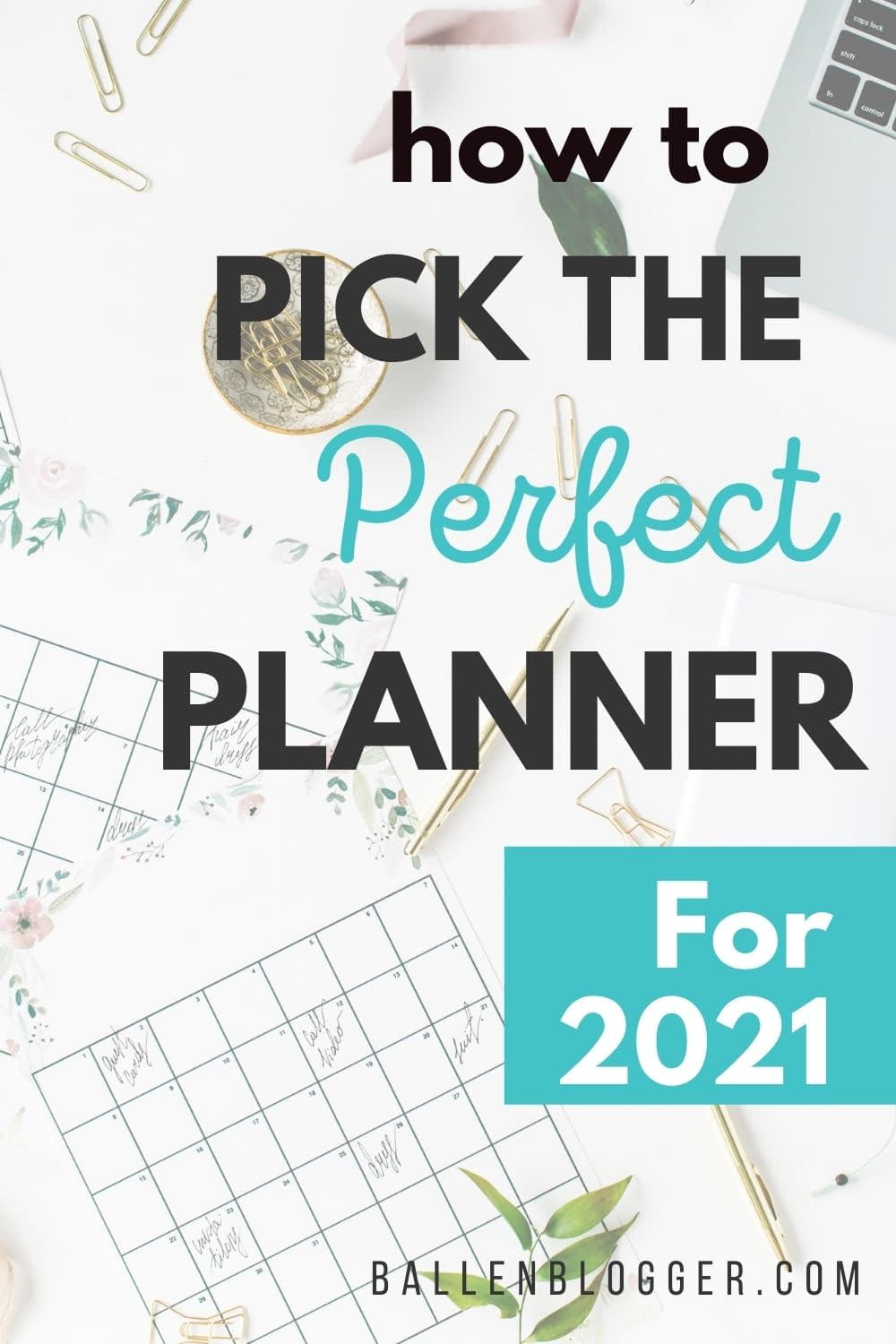 Take a look at some popular planner ideas to help find the best planner for 2021.