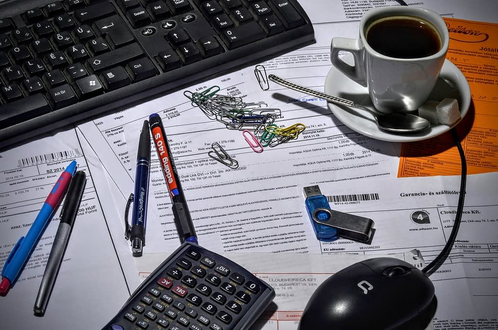 bookkeeper, accountant, office