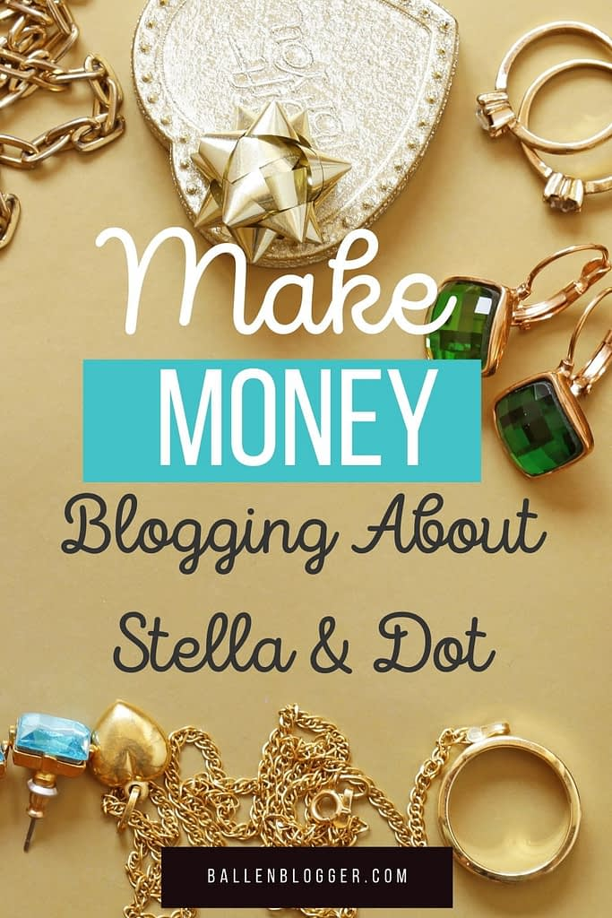 Today's spotlight affiliate is Stella & Dot. Stella & Dot offers fashion, jewelry, and accessories. It's a network marketing company specializing in social selling and is ideal for work from home women.