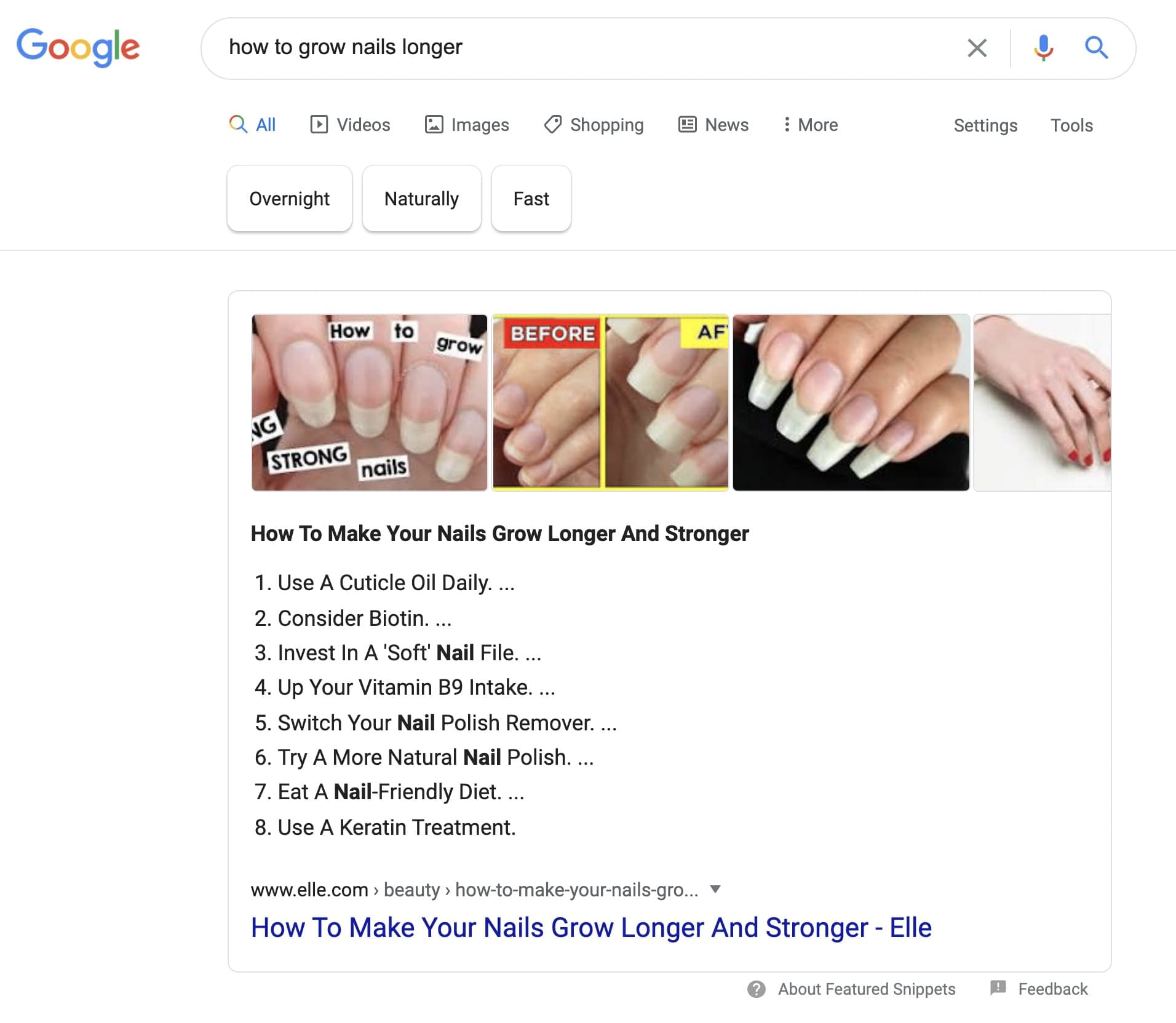 By optimizing your website for featured snippets, you'll promote a positive experience for your site's visitors. Featured snippets provide users with a better understanding of what an indexed web page covers.