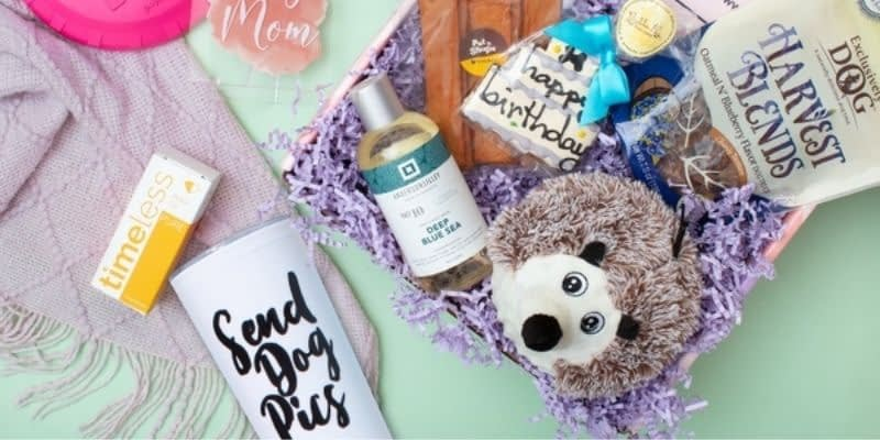 Pup Mom Crate Subscription