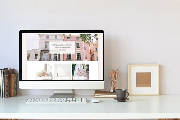 These beautiful, feminine designs are WordPress themes by 17th Avenue. They are crafted for bloggers and can be installed on your WordPress platform.