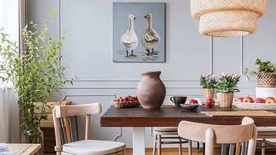Crate & Barrel, high-end furniture, and home decor brand, has an affiliate program within the Viglink / Sovrn affiliate network. Your commission will depend on the approved domain, and will likely be less than 3%.