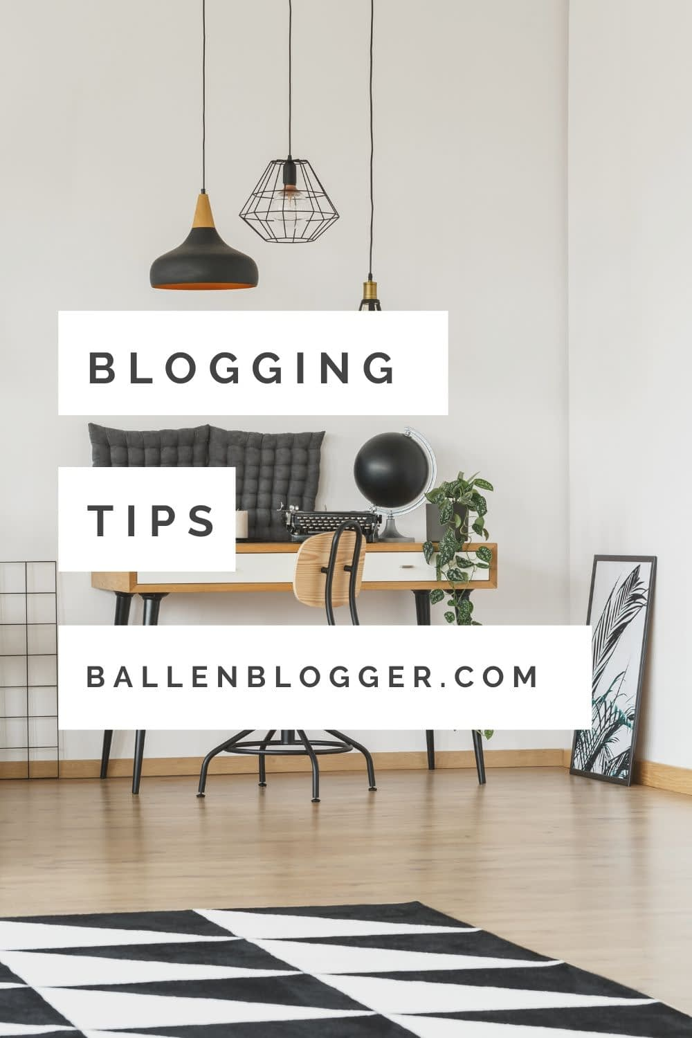 "Hi! I'm Lori Ballen and I've been blogging since AOL first said: ""You've Got Mail"". I know, I know! In this guide, I'll share my top blogging tips to help you grow your blog. Set yourself up for blog success right here while learning how to build, grow, and monetize a blog."