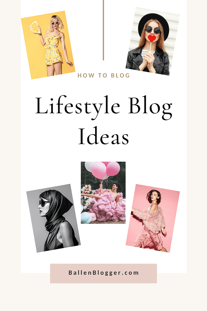 A Lifestyle blog is any type of blog about life, hobbies, family, travel and so forth. Here are some lifestyle blog ideas for you to explore.