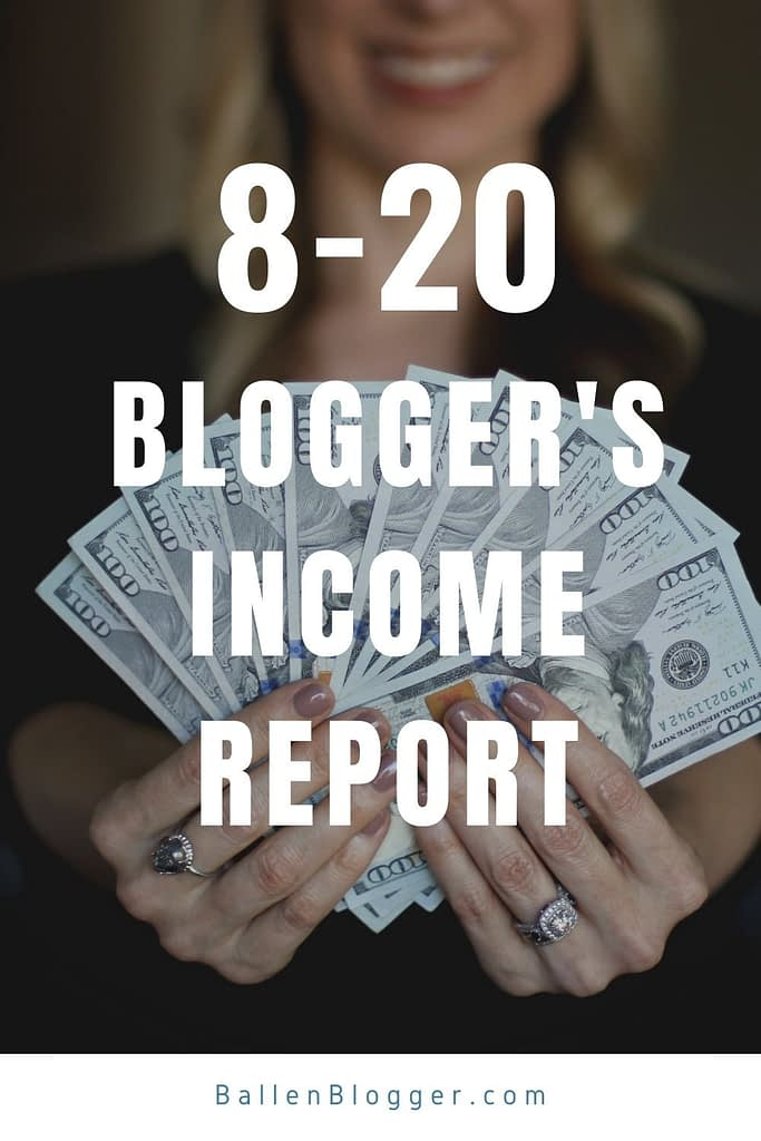 While sharing income makes one very vulnerable, I am a teacher first above all other things. I'm passionate about sharing what works so that people can adopt and follow a model that works for them. Here is my blogger's Income Report for August 2020.