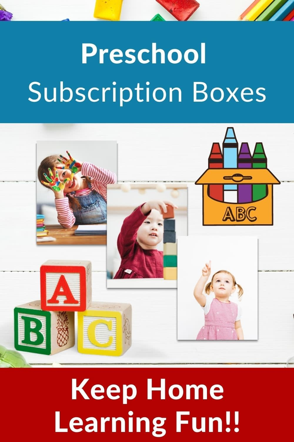 It's that time again! Get the kids learning with the best preschool subscription boxes. These activity boxes for preschoolers can help keep kids sharp and growing at home.