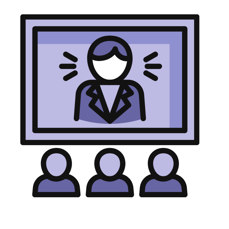 A webinar is a platform for hosting virtual events. By definition, the meaning of a webinar is: a seminar conducted over the Internet.