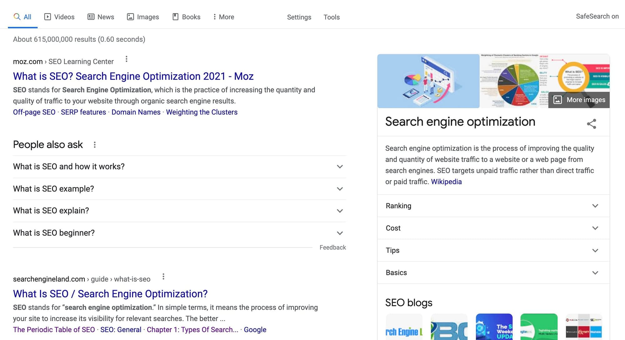 Answer boxes are displayed higher in the search engine results pages (SERPs) than their conventional counterparts, allowing for more clicks and more organic traffic.