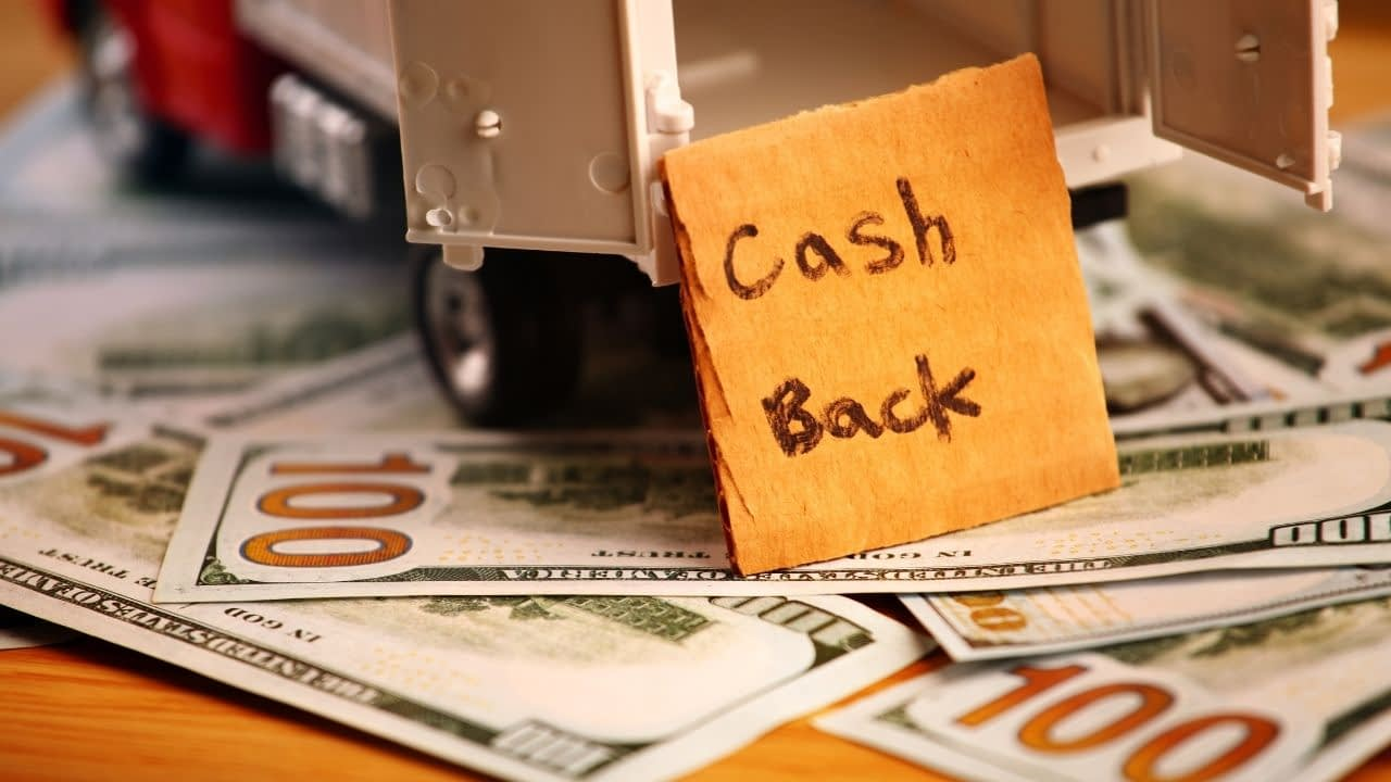 Cash back apps like Rakuten offer cash back when you shop online. These cash-back apps also store coupon codes and apply them for you before you check out. Rakuten is a free chrome extension.