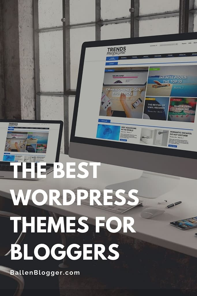 Find the best WordPress Themes, Mobile Responsive, Gutenberg Ready, Themes for bloggers, coaches, entrepreneurs, lifestyle bloggers, and more.