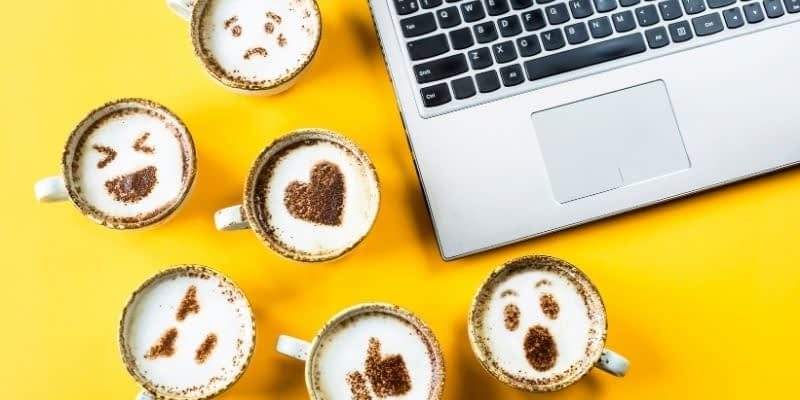 """When you can't use multiple sentences to express your tone clearly, emojis can help immensely. A short text message that says, """"Don't show up late again,"""" by itself, may be interpreted as annoyed and rude."""