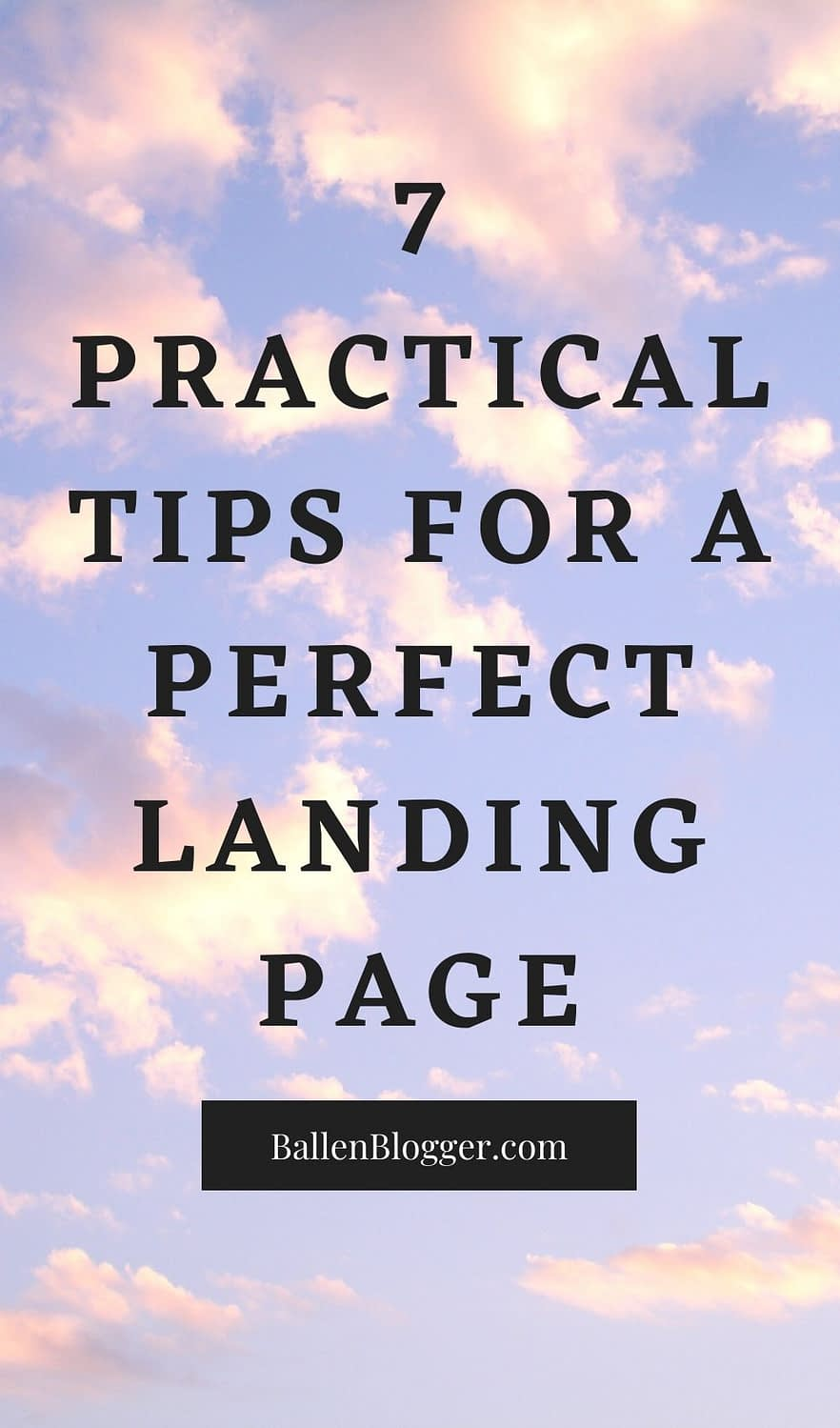 Landing pages are like book covers; they need to entice people to read. Otherwise, your online traffic will simply head somewhere else to purchase.
