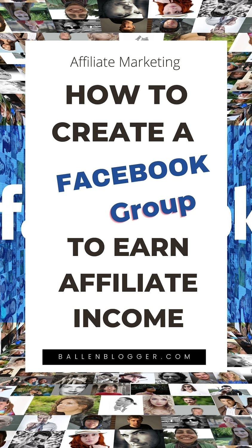 Here is a systematic guide to kick-start the process and create a powerful Facebook group in which you can share affiliate links and grow your affiliate marketing income.