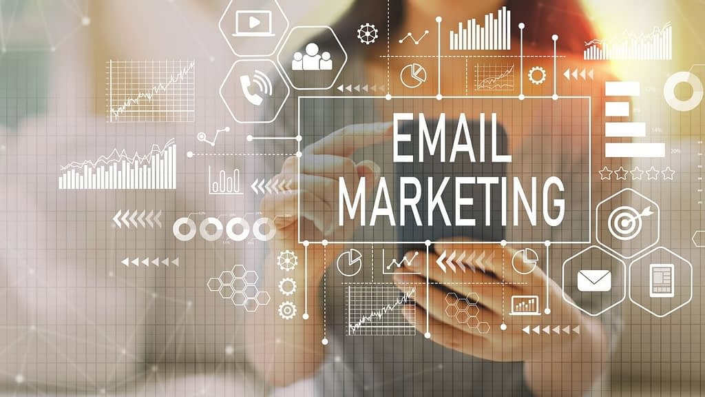 Mailerlite offers an inexpensive email marketing platform that helps you build landing pages, send lead magnets, set up a sales funnel with automation, and more.