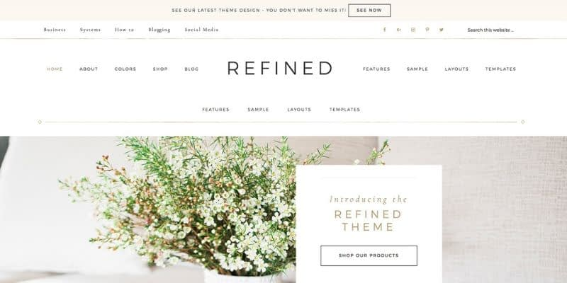 Refined Theme