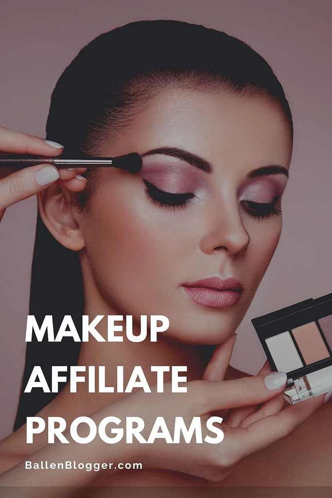 Refer to our quick guide of the 11 most popular and hottest brands offering cosmetics and makeup affiliate program for beauty bloggers, cosmetic aficionados, and makeup freaks.