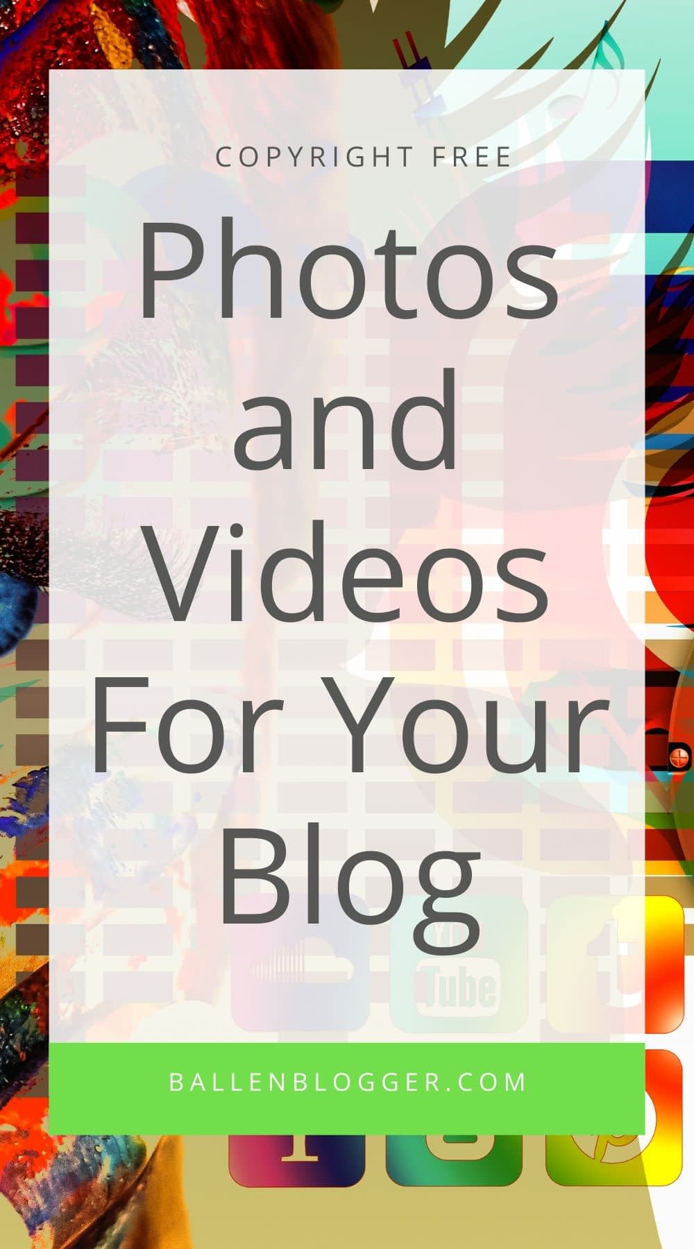 DepositPhotos offers copyright-free images and videos as a one-time on-demand purchase and as recurring subscriptions to use on your blog.
