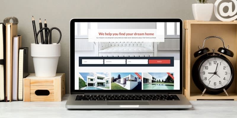 Agentpress Pro is a popular WordPress real estate website theme. A real estate agent can set it up easily by going to WP Engine, setting up the WordPress website platform and hosting and choosing the Agentpress Pro Theme.