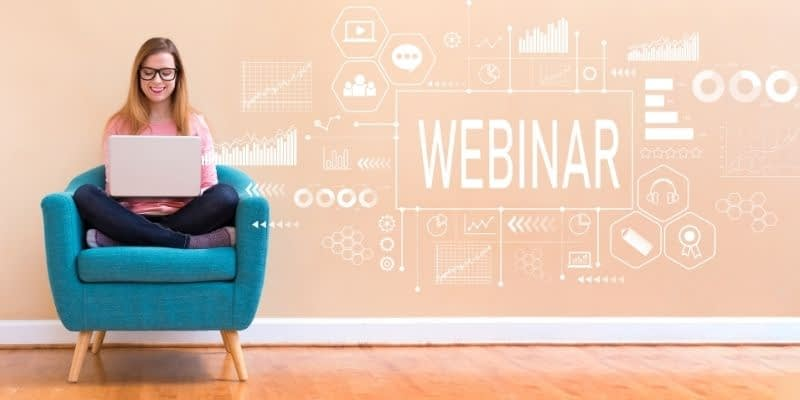 While most digital marketing methods continue to be relevant, however, well-designed webinars, in particular, enjoy great popularity.