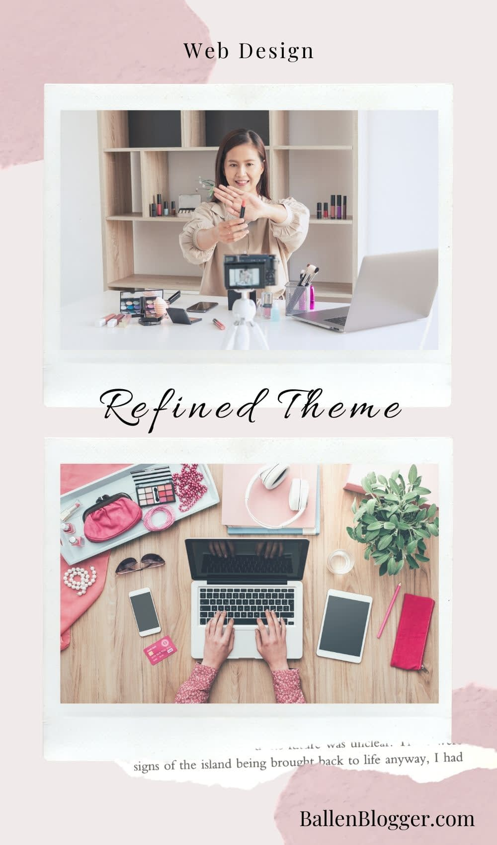 I fell in love with the Refined Theme for WordPress and decided to put a tutorial together to teach my blogging clients how to build a Lifestyle blog.