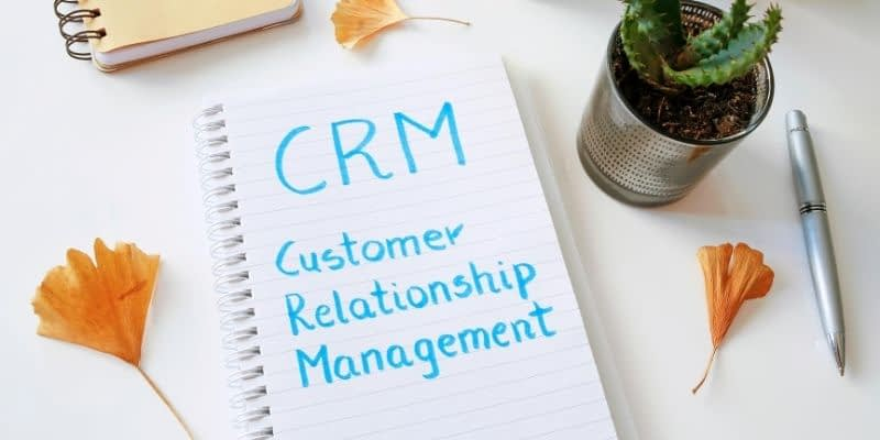 CRM is a Contact Relationship Management System. It's more than a database as it usually encompasses a communication aspect within the system such as email drip, SMS text messaging, social media, tasks, appointment setting, and so forth.