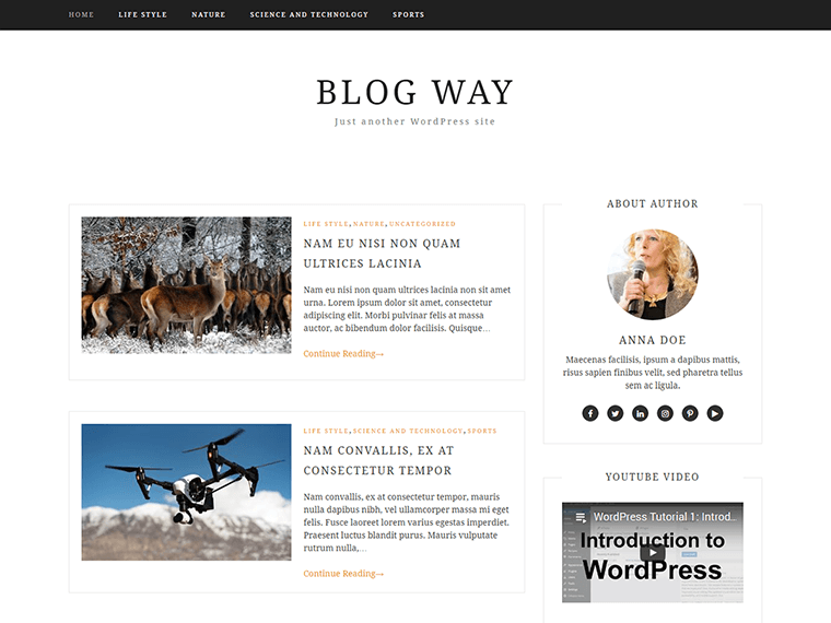 Blog Way is ideal for bloggers looking to grow the community they have on their website.