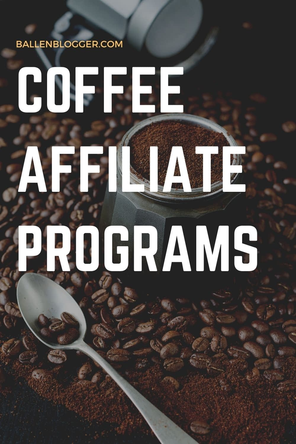 We'll give you the scoop on the best Coffee Affiliate programs and hearty commissions.
