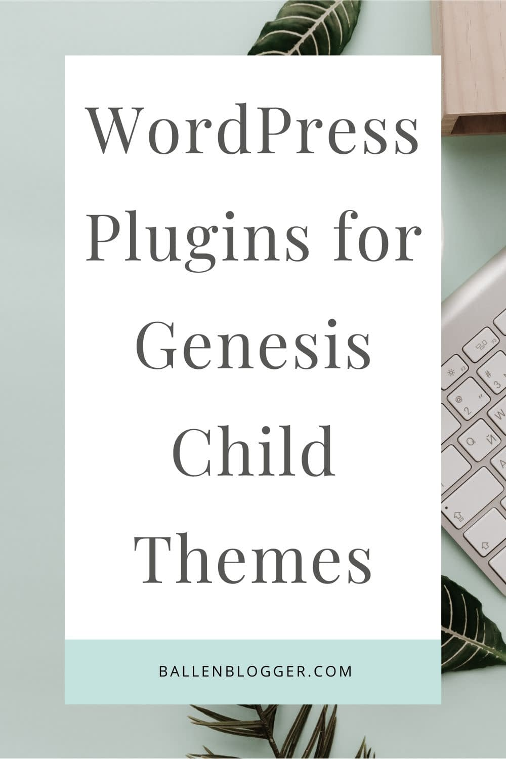 WordPress Plugins add functionality to a WordPress Website. Many are free, some have upgrade options after you upload the plugin. Be careful about adding too many plugins as they can slow down your website. Here is a list of Genesis Plugins that were created to work with StudioPress Themes.
