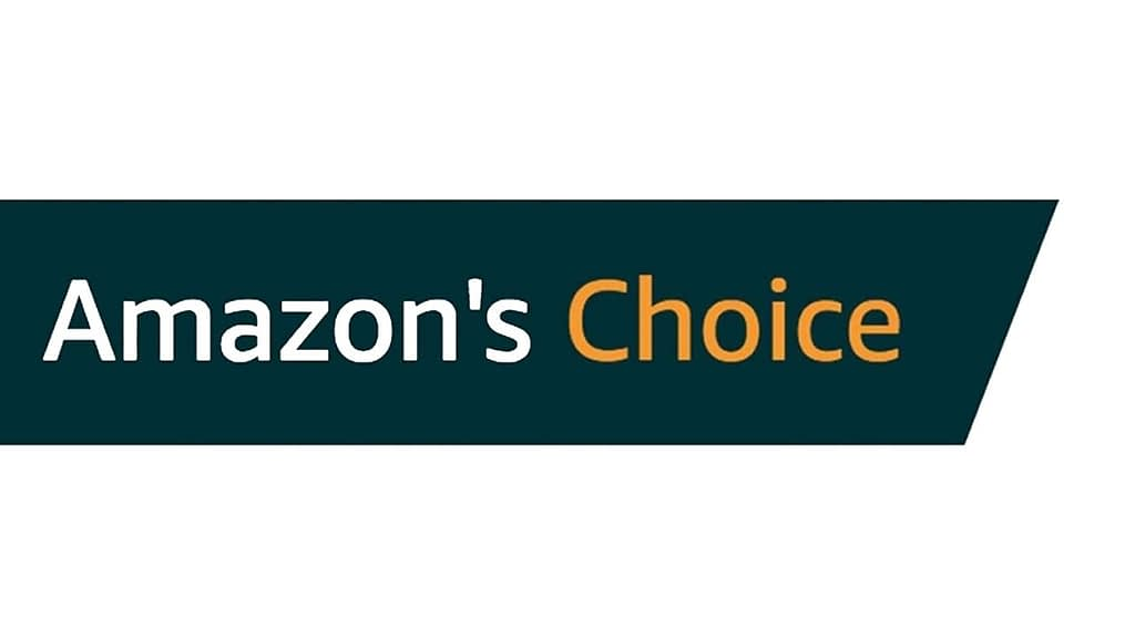 You can expect to generate more sales for products that feature an Amazon's Choice badge. For any given search query, Amazon will award a Choice badge to a single product. The selected product will outrank most or all other products for the search query, resulting in more views and sales.